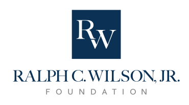 The Ralph Wilson Jr. Foundation logo